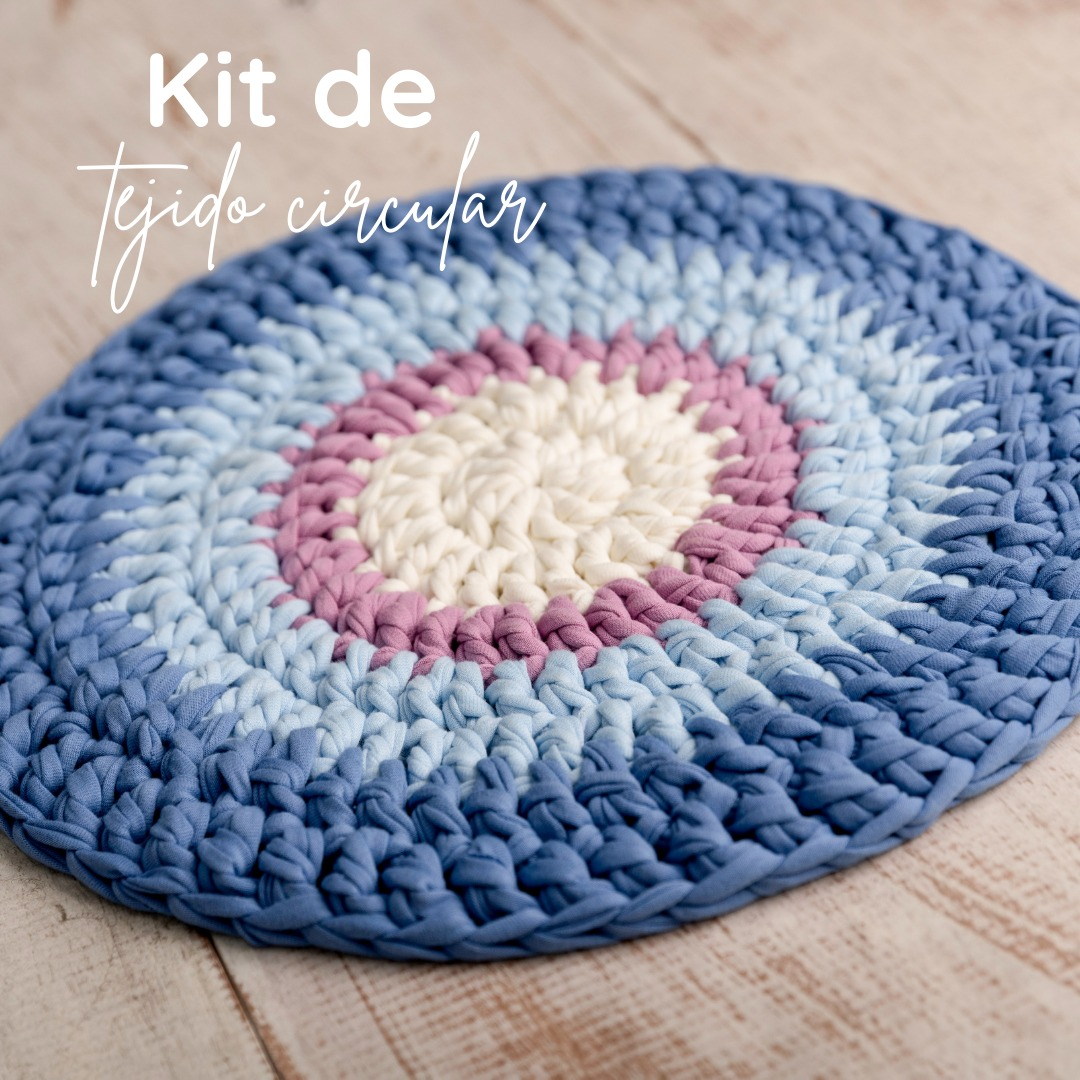kit tejido circular